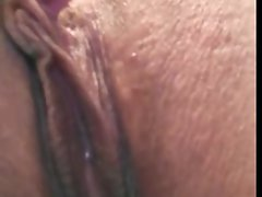 Clipping Her Clit With a Clothes Pin and Getting Off With It