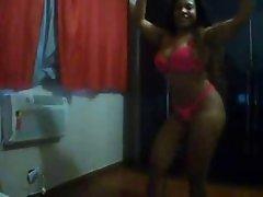 Mary Morena na Webcam