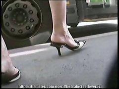 Candid feet 10