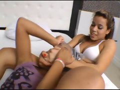 Hands Smother Triller By MFvideoextreme