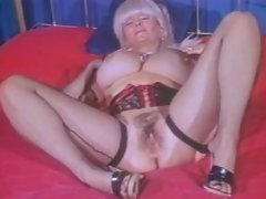Big Tittied Grandma Candy Samples Masturbates