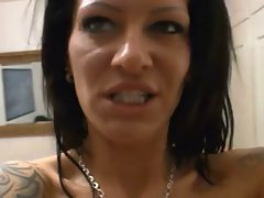 Buxom german Mommy is getting banged