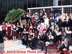 200 Famous FemDom DDI Group Photo Behind Episodes Fetish