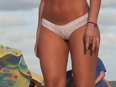 lewd bikini transparent hd cameltoe