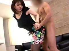 Sensual japanese Stiff Skirt Obsession