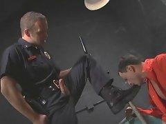 Sex in the Prison Jailor and Prisoner