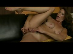 Sensual Filthy bitch Mimi Masturbates by TROC
