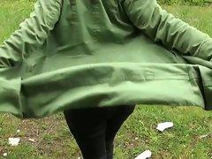 Laila shagged outdoor