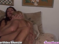 SweetHeart Strap On Specialist Lesbos Fuck Rough