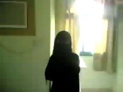 MY Attractive EX Sex partner IN Arabian hijab