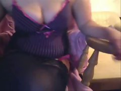 better half ready to play on webcam