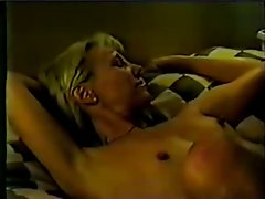 Tempting blonde dirty wife & BBC homemade (Pt 1)