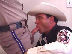Cop & cowboy