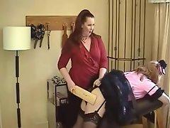 sissy strap-on training