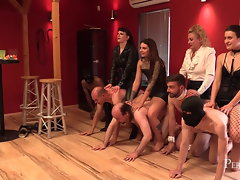 Mistresses' Soiree - Queens Need To Unwind