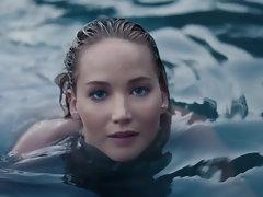 Jennifer Lawrence Sensual Advertisement