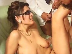 Naomi Walker - Group sex Soiree
