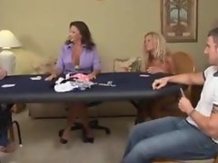 She loses at poker