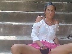 Onanism Stairs Sarita Mommy