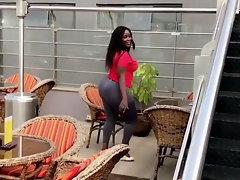 Dellythedream Judyanyango Kenyan naughty bum