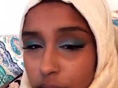 Arabian hijab arab hijab somal fapping