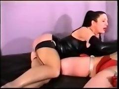 Spandex rubber and bondage & discipline 6