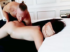 asian dirty wife just desired a rubdown (then THIS happens!) Lewd