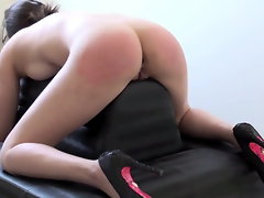 spanking damsels