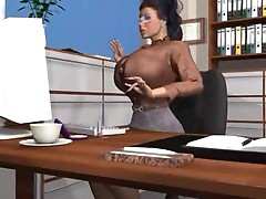 Kelley Huge TIts 1