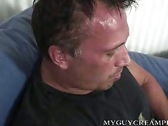 Nasty cock sucking gay dad