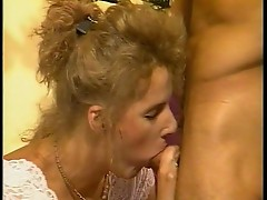 Hot blonde fucked deep