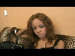Super hot teen ebony pov blowjob big cock