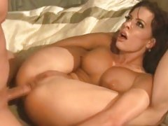 Sizzling Vanessa Lane gets her tight asshole pulverized