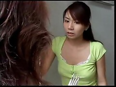 Japanese housewife cheats with lust