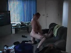 Walks in her boyfriend fucking a chick