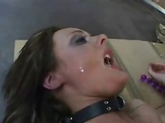 Melissa Lauren likes really rough play