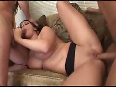 A DP followed by two loads for her