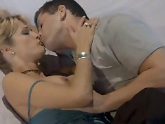 Jessica Drake sucking him so well