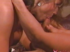 Ashlyn Gere craves a lollipop, but settles for the head of a huge cock