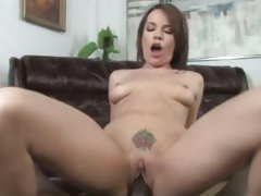 Dana DeArmond get a hard punk by long dick on the floor