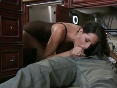 Kortney Kane hot chick got fucked in the mouth