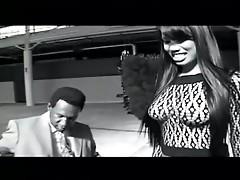 Hot sex in a arty hardcore ebony video