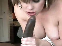 Cute college girl pussy pounded hard by monster black cock
