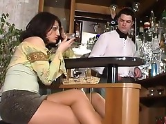 Amelia and Adam kewl anal hose clip