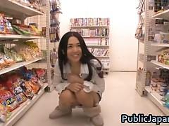 Fucking In The Supermarket Makes Sora
