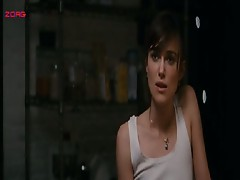 Hot scene with keira knightley from last night