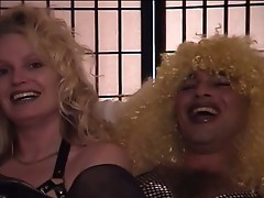 Hot milf fucks Drag queen
