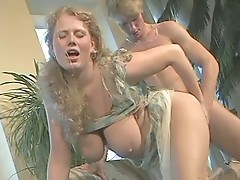 Busty blonde victoria virgin sucks and gets hammered