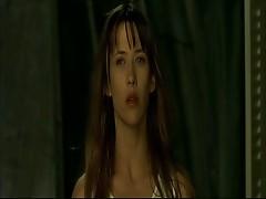 Beautiful sophie marceau getting nude