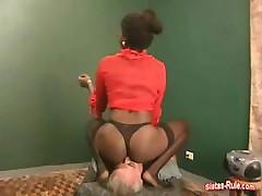 Mistress Red Hot Dance